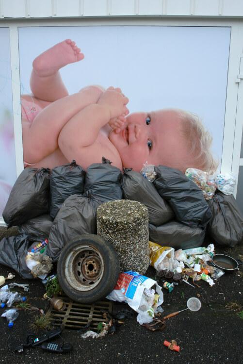 L'éveil du nouveau-né