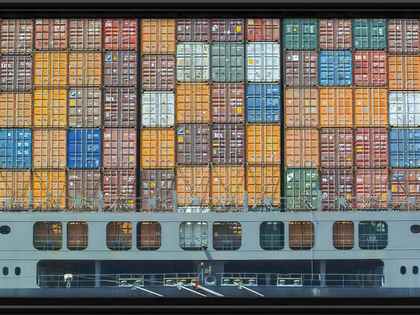 Les containers du monde