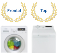 Lave-linge frontal ou top