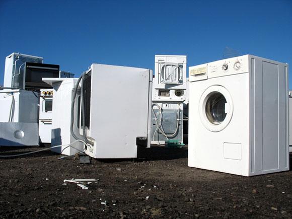 Recycler sa machine à laver