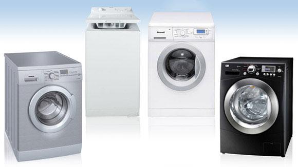 Types de machine à laver
